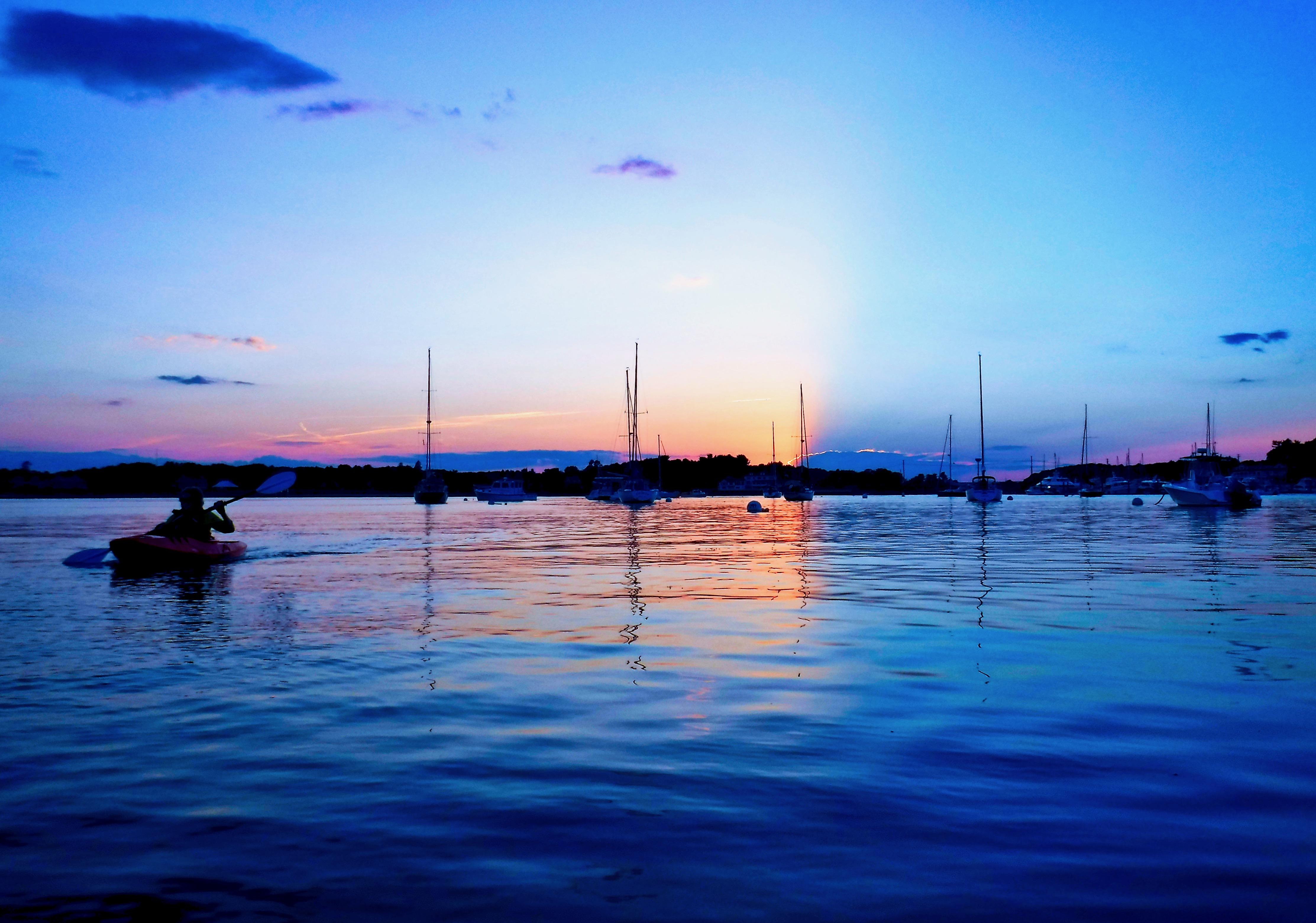 Kayaking-Little-Harbor-Odiorne Point