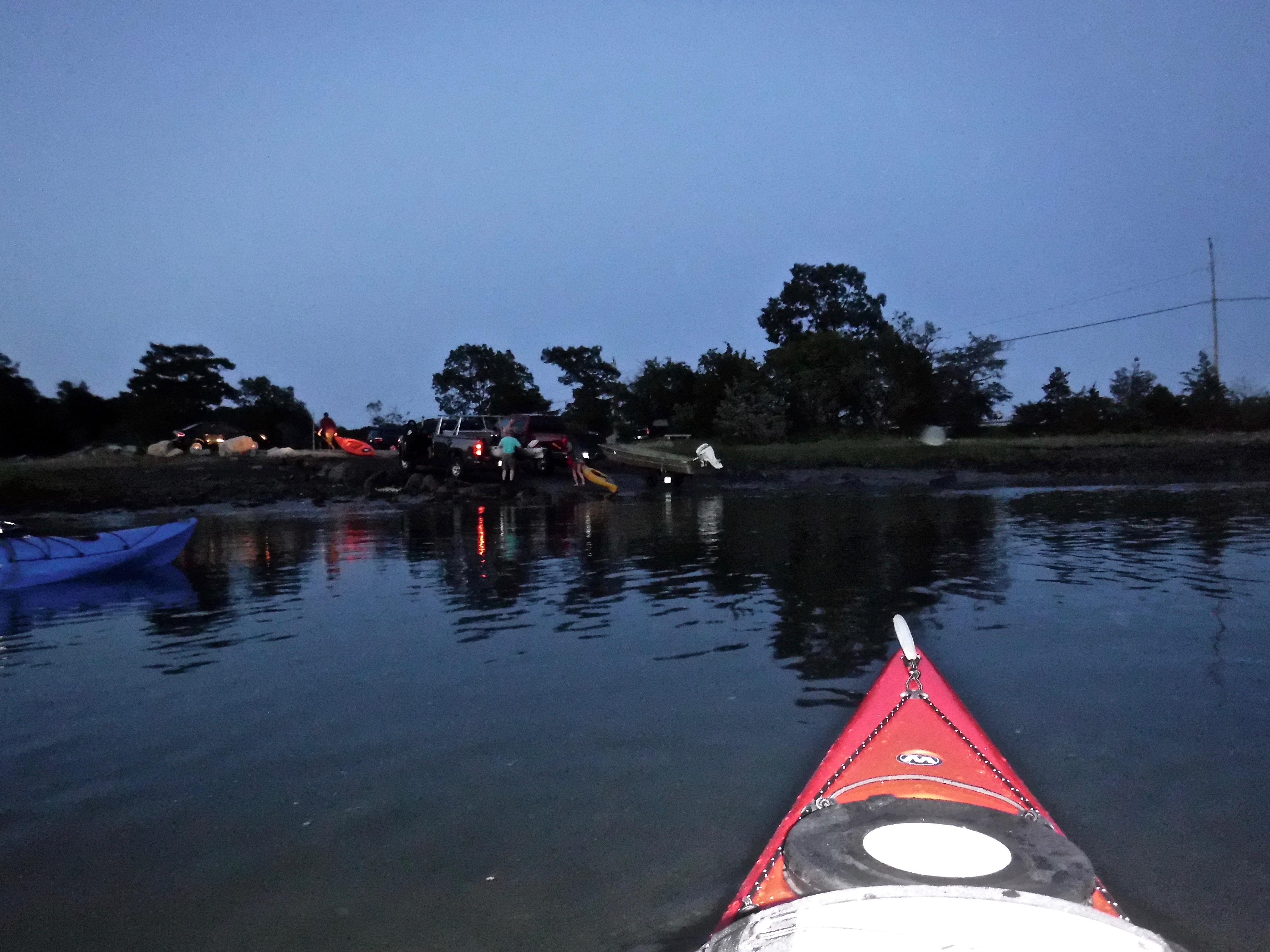 Kayaking-Sagamore-Creek-Portsmouth-NH