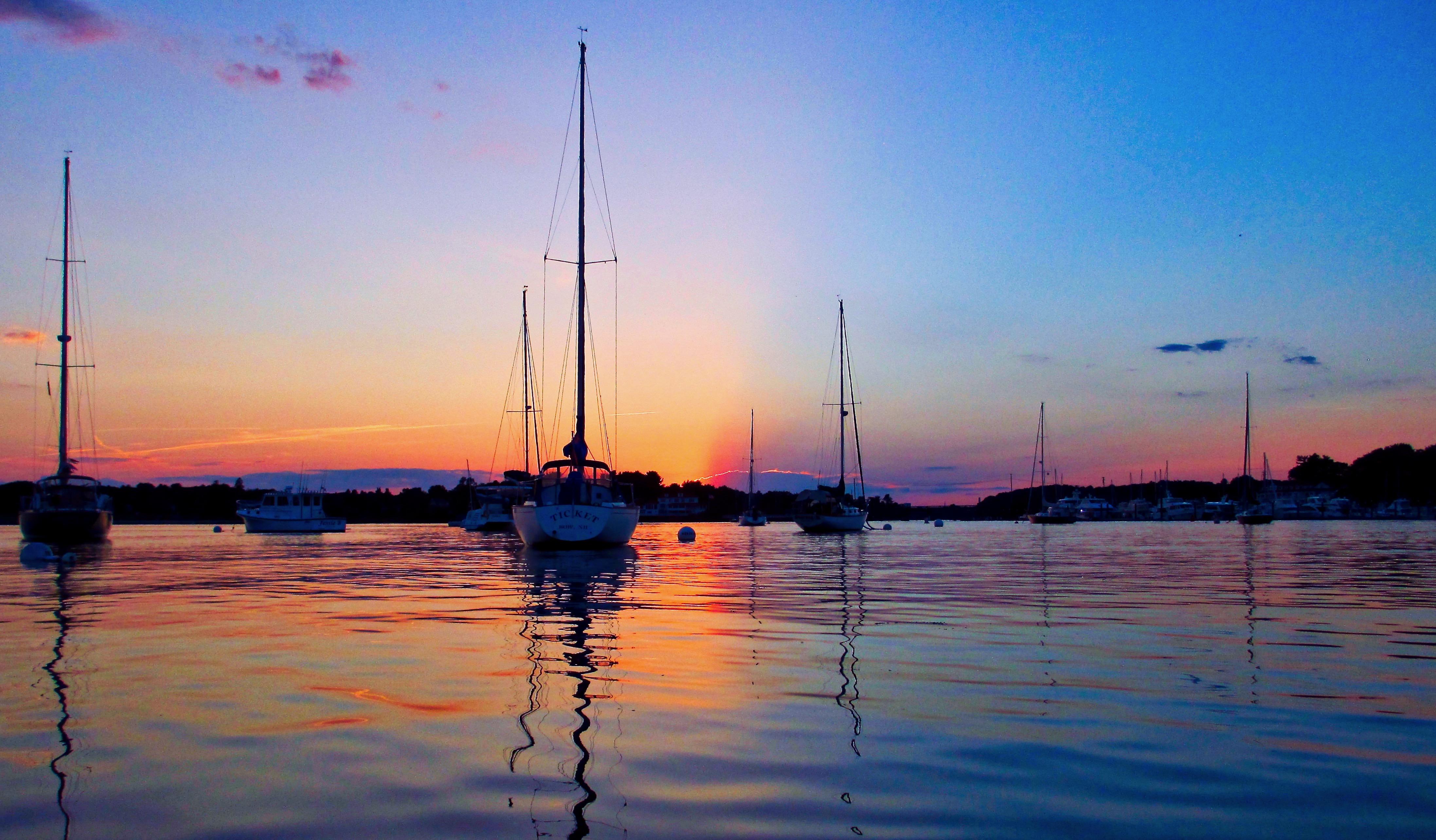 Kayaking-Little-Harbor-Rye-NH
