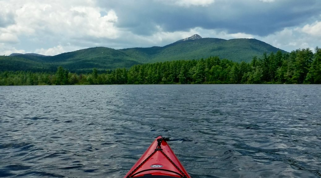 kayaking-chocorua-lake-tamworth-nh