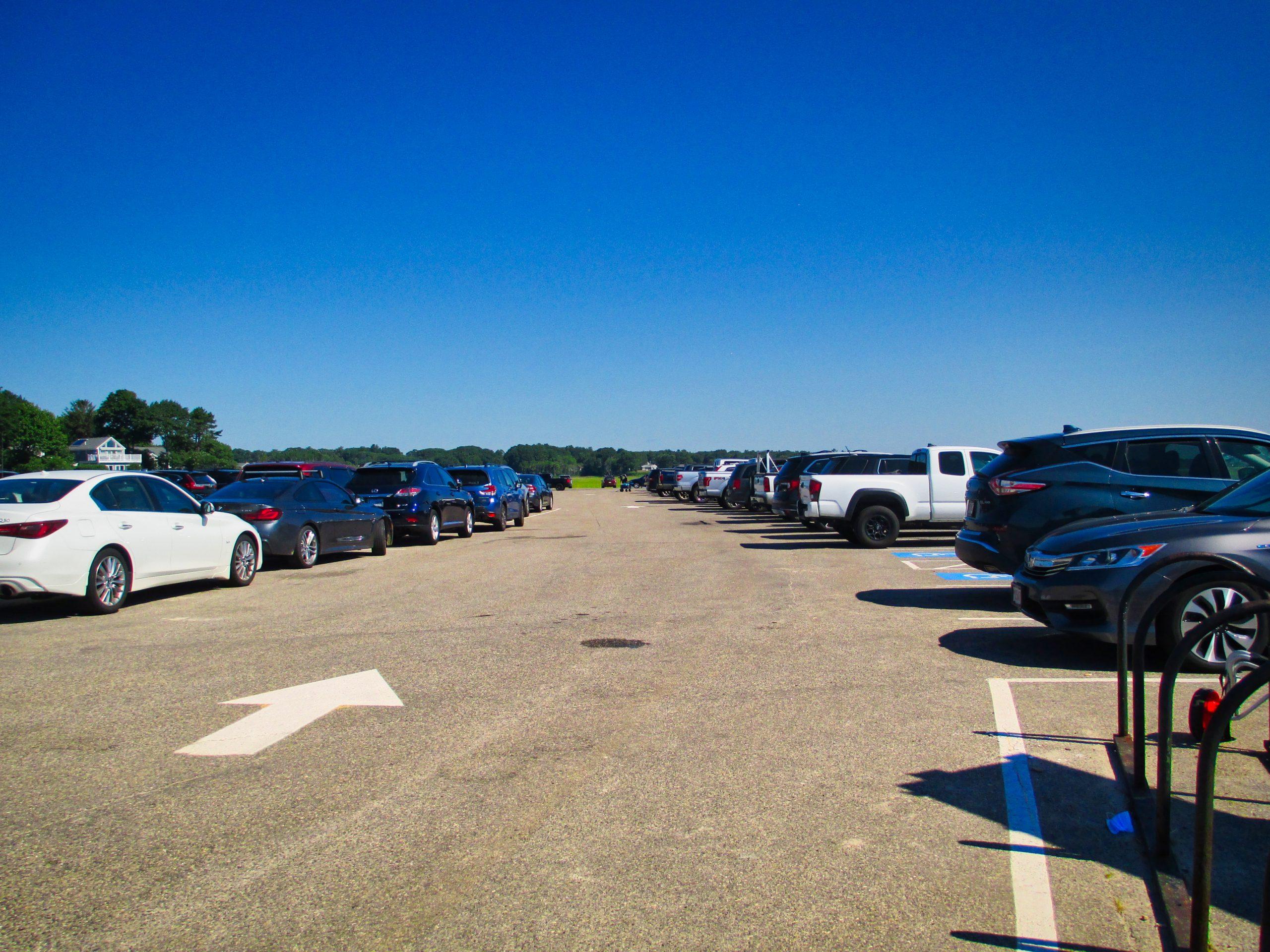 Ogunquit-River-ME-Parking -Lot